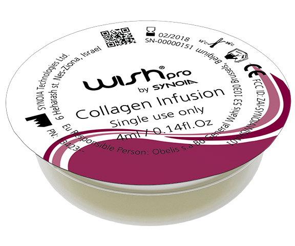 18 infusion collagen